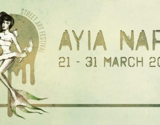 Ayia Napa to host third street art festival