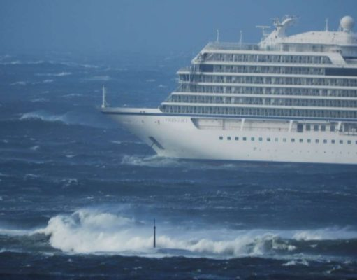 UPDATE – Cruise ship reaches Norway port after near disaster