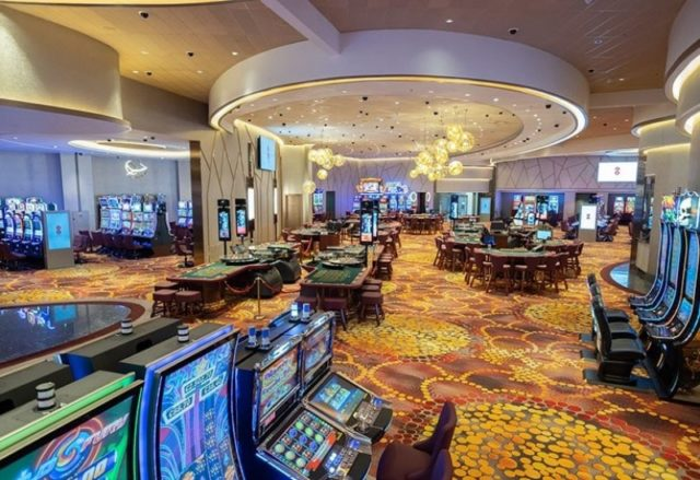 Casinos attracted nearly half-a-million gamblers in six months