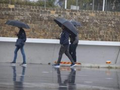 Unsettled weather to continue in coming days