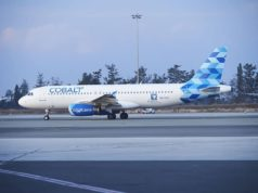Defunct Cobalt airline's office equipment being sold off