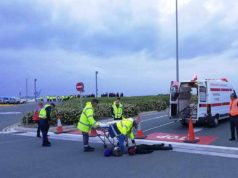 Emergency drill held at Paphos airport