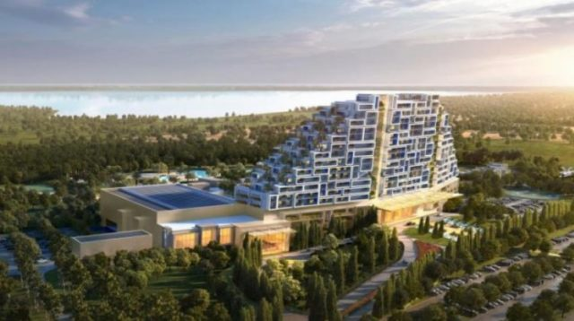 Greek Company to Build Europe's Largest Casino Resort on Cyprus (video)