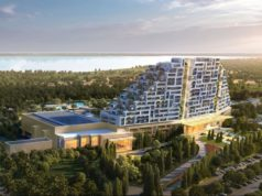 A construction contract has been awarded for a casino resort in Cyprus.
