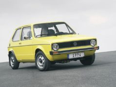 Volkswagen Golf celebrates 45th anniversary