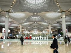 Istanbul's new airport opens its doors