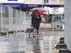 Rain and storms expected, cooler weather until Friday