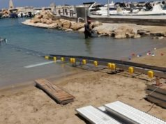 In absence of state, people with disabilities shoulder cost of accessible beach infrastructure