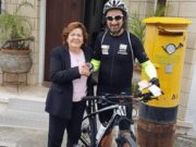 Cyclist to travel 850km from Nicosia to Paphos for anti-cancer fundraiser