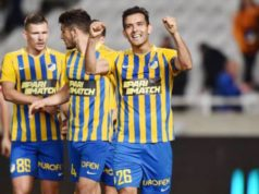 Apoel continue march towards seventh straight title