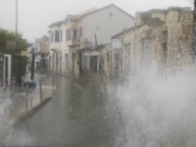 Heavy rainfall and Hail hits Cyprus! Weather causes power-cuts and floods! (video)