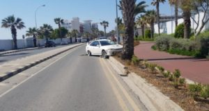 Paphos: British tourist  Pedestrian killed by car while walking on pavement