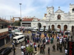 Explosions hit two Sri Lankan churches, two hotels at Easter