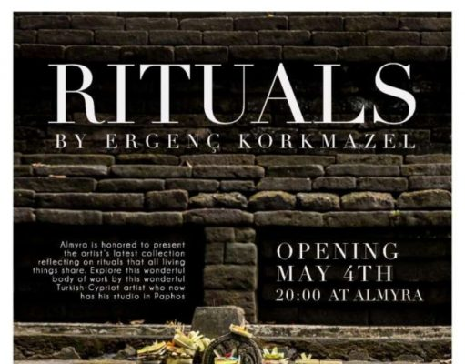 Photo exhibit at Almyra Hotel: Rituals and poetry in nature