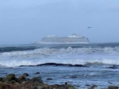 Cruise ship stalled off Norway, passengers evacuated (pics)