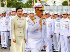 Thailand's new queen: flight attendant to royalty