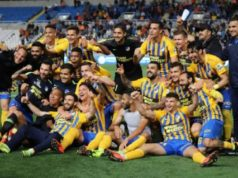 Apoel champions for the seventh consecutive year