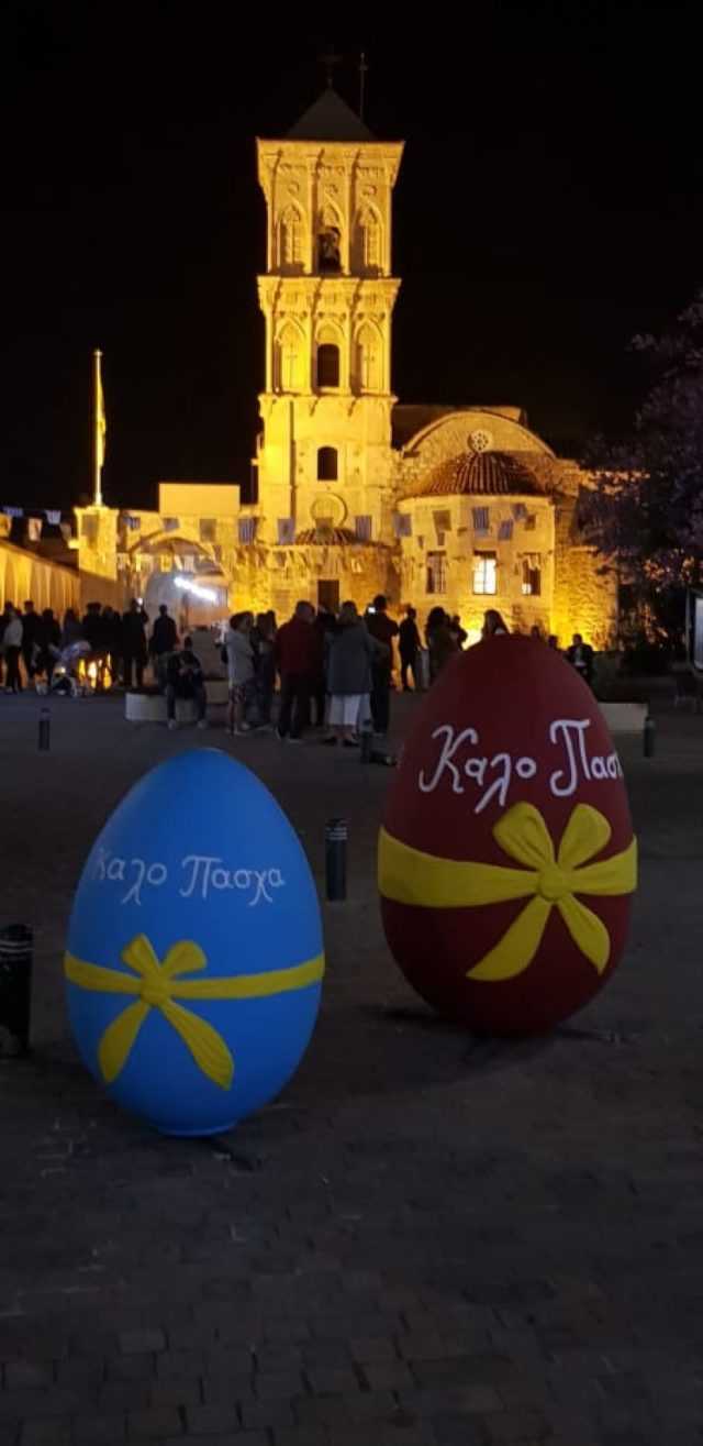 CYPRUS: Religious tourism is on the rise