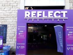 Artificial Intelligence is already here, speakers say at Reflect Festival