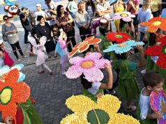 Paphos flower festival adds a touch of theatre