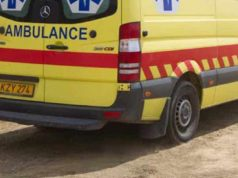 Tourist hospitalised after pensioner-driven car hits her