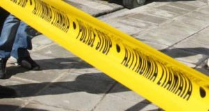 Pensioner found dead in front of hotel, foul play not suspected