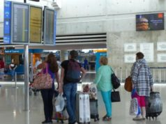 Arrivals of travellers in Cyprus record drop in March