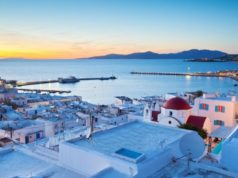 American tourist charged 836 euros for calamari and beer in Mykonos! (pic)