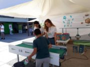 Recycling Festival raises awareness through music, games and dance