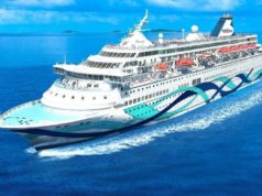 "Cruise ship ""Crown Iris"" starts new Haifa-Larnaca line (photo)"