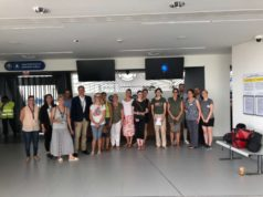 DP World Limassol hosts cruise executives