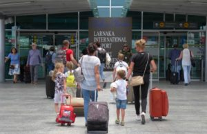 Arrivals of travellers to Cyprus increase in April
