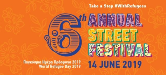6th Annual Street Festival for the World Refugee Day