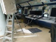Ceiling collapses at Nicosia Flight Control Centre, Operator hospitalised! (pics)