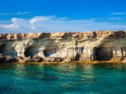 Cypriot tourist resort considers banning access to popular sea caves because of dangerous erosion