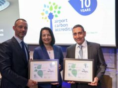 Hermes Airports acquires highest level of ACA Certification 'Level 3+ Neutrality'
