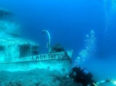 Lady Thetis Vessel (Artificial Reef) Diving Site