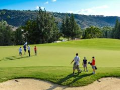 Paphos: 6.77% of water irrigation needs go to golf courses