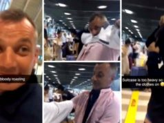Man wears 15 tops home to avoid paying EasyJet baggage charge (pics)