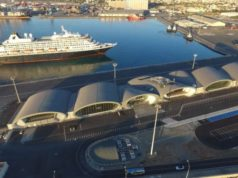 "DP World Limassol wins ""Most Efficient Cruise Terminal"" award"