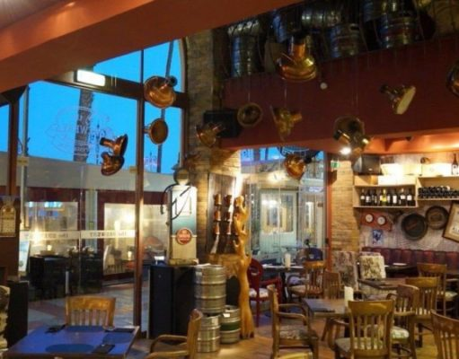 Restaurant review: The Brewery, Larnaca