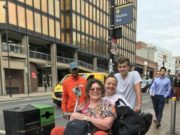 Walking and cycling commitment showcased in Haringey