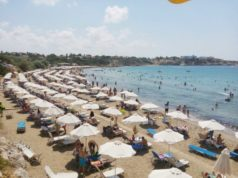 Beach businesses big boon to Paphos coffers