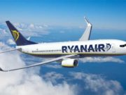 Ryanair flight struck by lightning lands safely in Paphos
