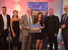 Cyprus Casinos C2 Welcomes its one-millionth Visitor