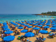 Beach in Cyprus voted number 3 in the world!
