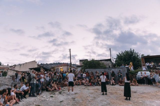 Disrupting borders in a village: Xarkis Festival 2019