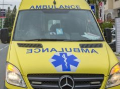 Tourist seriously injured in hotel fall