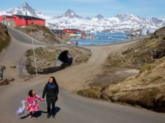Greenland's gamble to save its culture