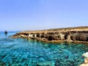 Woman injured diving from Cape Greco Sea Caves